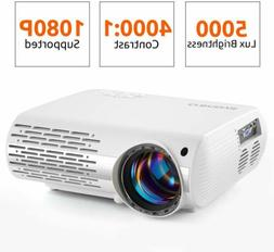 1080p video projector 200 display hd led
