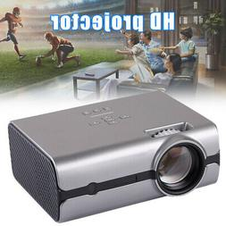 4K 1080p FHD LED Smart Home Theater Projector Android 6.0 Wi