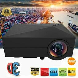 5000lm led projector full hd 1080p multimedia