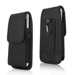 Belt Clip Vertical Holster Pouch Carry Case For i Phone Sams
