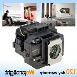 Best Sold ELPLP55 Projector Lamp For Epson EB-W8D H335A Powe