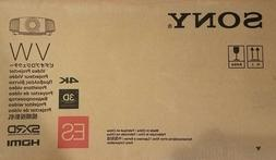 Brand New Sony VPL-VW695ES 4K Home Theater Projector
