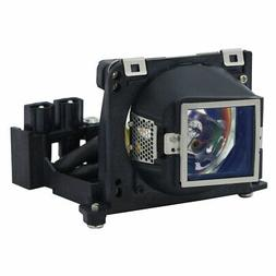 Compatible Replacement for Lamp Housing For Dell 1200MP Proj