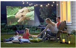 AVGO Home Theater Projector System, Smart Compatible