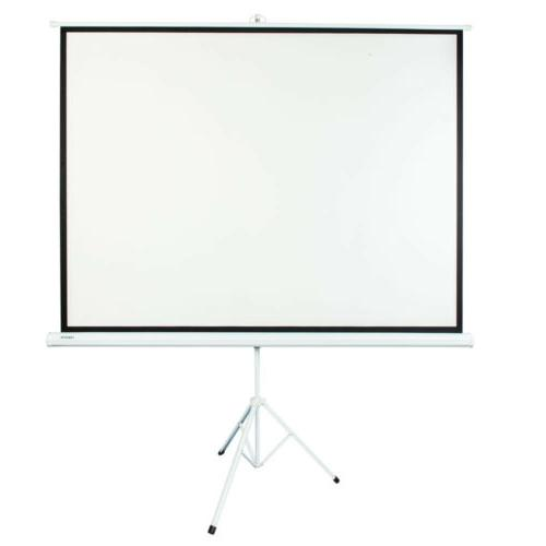 """100"""" Projector Screen Portable Projection"""