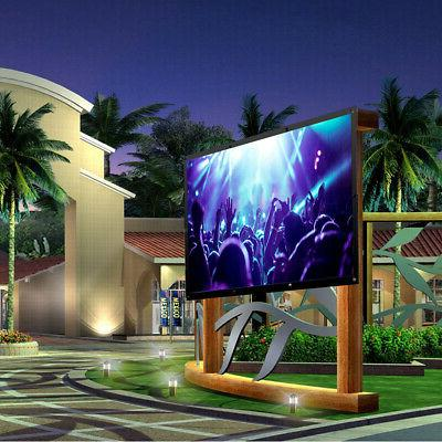 100 Inch 16:9 Projector Projection Theater HD T3E0