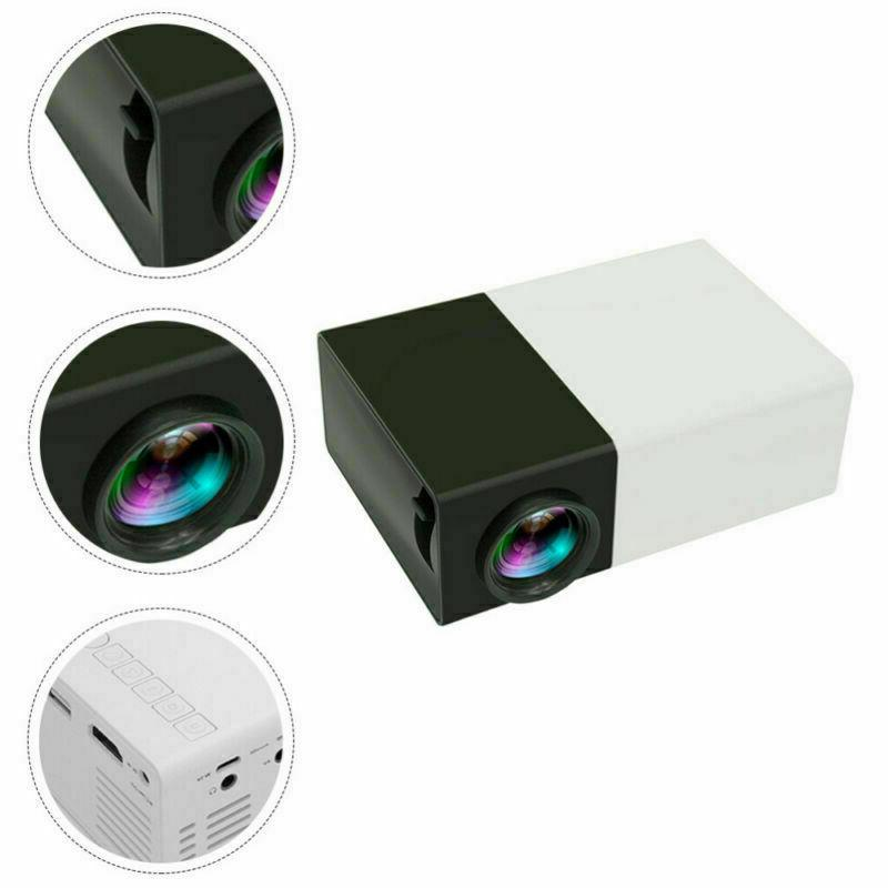1080p Full Portable Projector