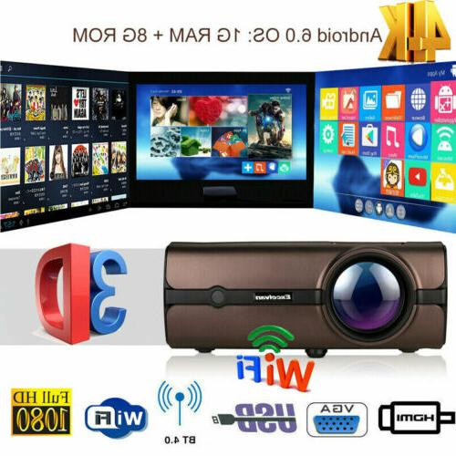 4k wifi wireless 1080p fhd android6 0