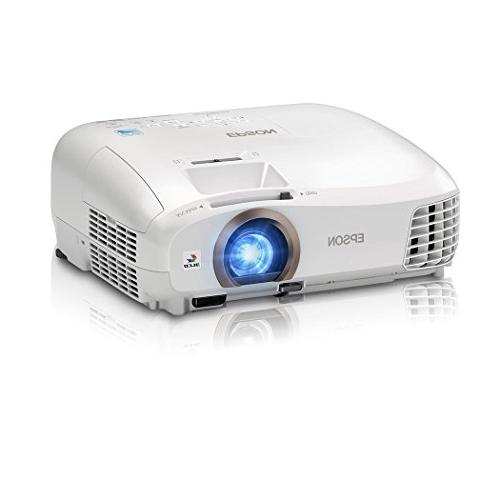 Epson - Home Cinema 2045 Wireless Lcd Projector - White