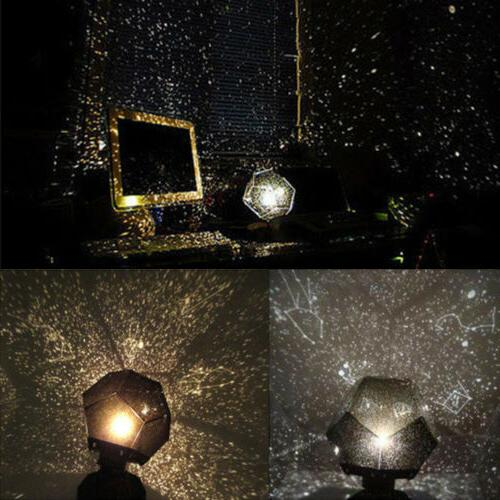 Amazing LED Sky Projector Lamp Light Cosmos Master