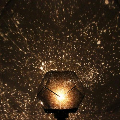 amazing led starry night sky projector lamp