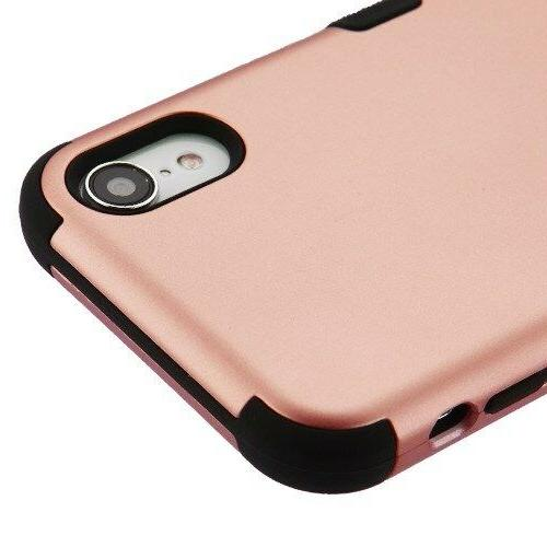 For Apple iPhone Max Hybrid Case Cover
