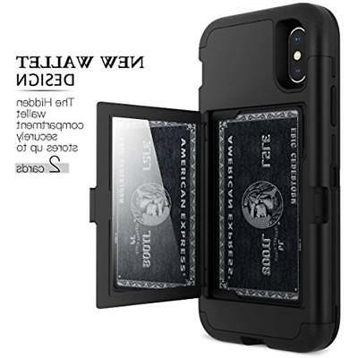 Categories IPhone Wallet Case - With Back Mirror And 3