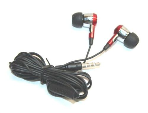 ep oz mic red chr ozone earbuds