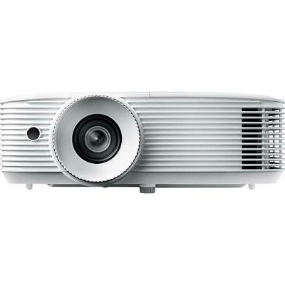 Optoma Exceptional Theater and Projector