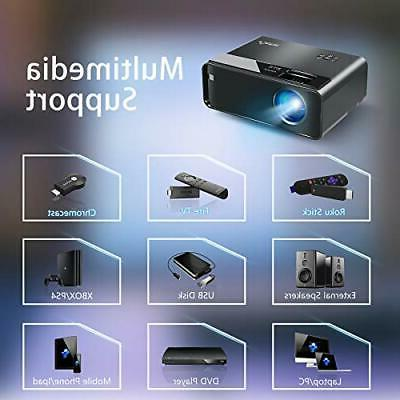 Mini iPhone, 2020 Movie Projector with