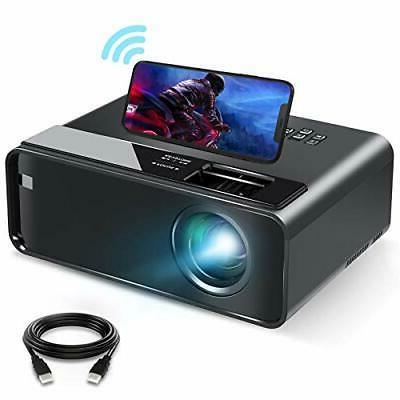 mini projector for iphone 2020 wifi movie