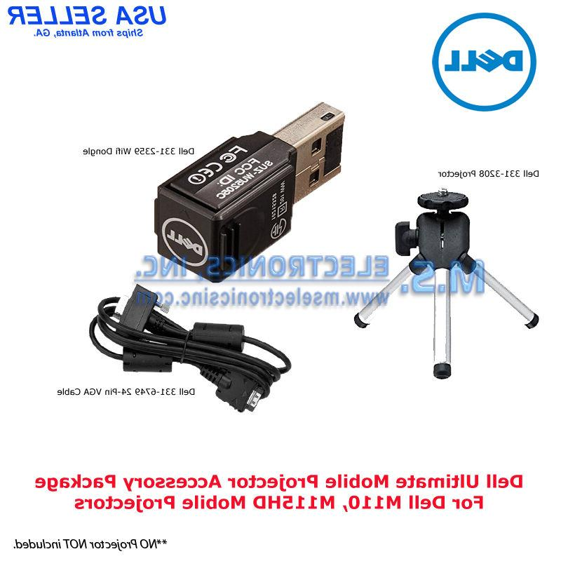 mobile projector accessory kit 331 3208 331
