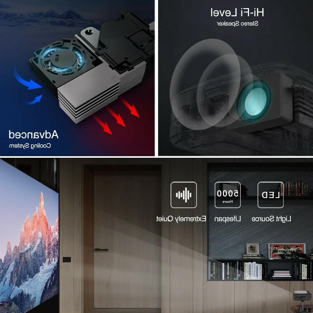 DLP Android BT 1080P HD WIFI Meeting Movie