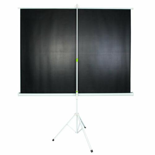 """100"""" Projector Screen Portable Projection with Tripod"""