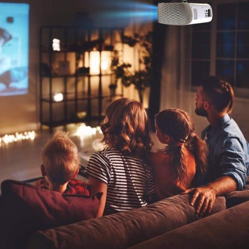 Projector, 1080P Touch Theater