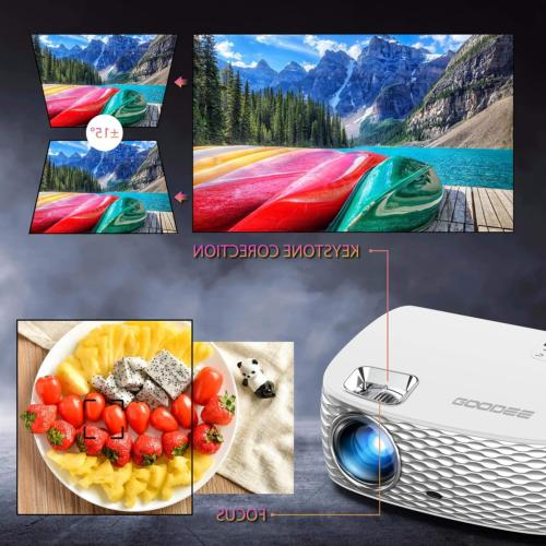 1080P HD Touch Keys Home Theater