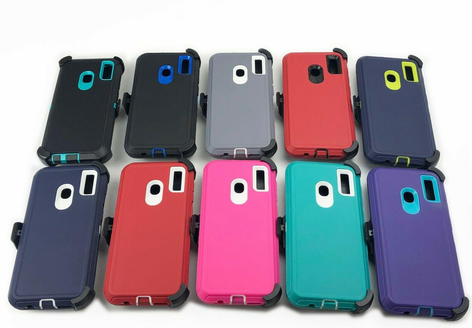 For Samsung A20 Case Cover+Screen
