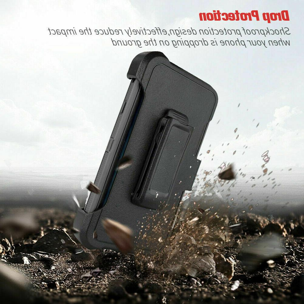 For Samsung Case Armor Cover+Screen