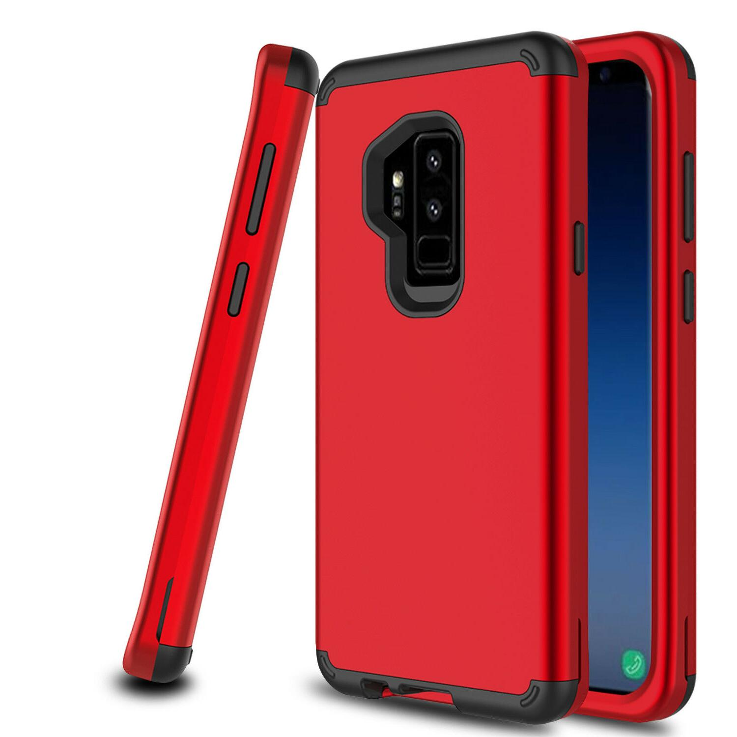 For Samsung Galaxy Plus/S8 Armor Cover Phone Case