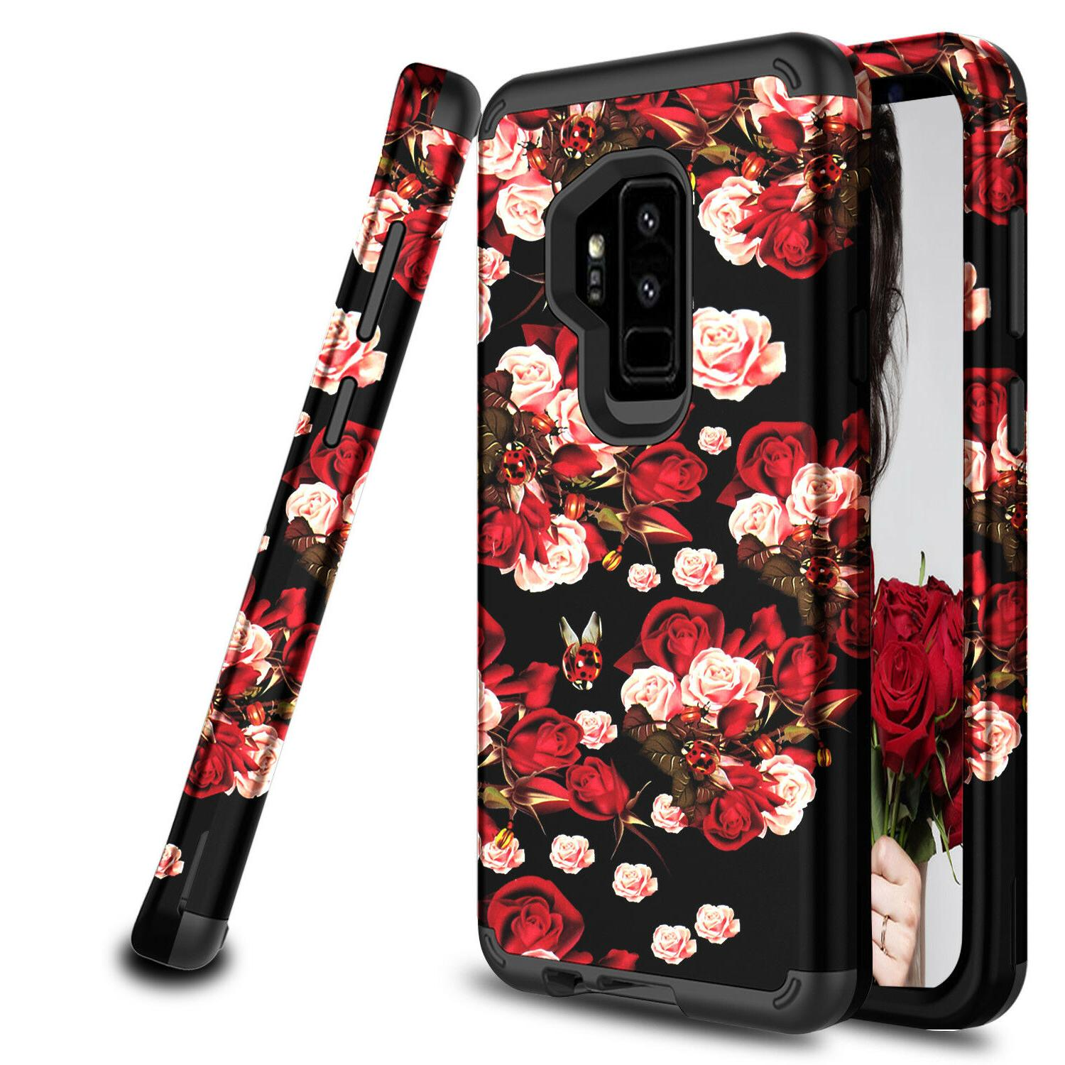 For Plus/S8 Shockproof Hard Armor Phone