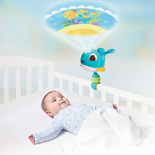 Tiny Love Projector Soother - Cody