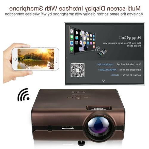 LED Projector 6.0 BT Home
