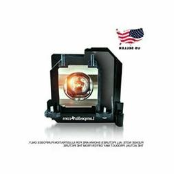 Lampedia OEM Bulb with New Housing Projector Lamp for BENQ M