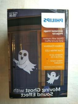 Philips LED Animated Image Projector Halloween Moving Ghost