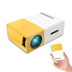 mini projector portable full color led lcd