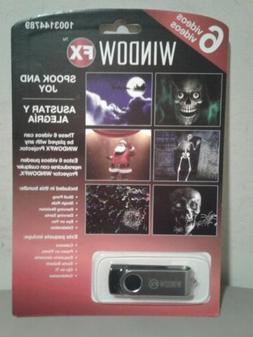 New Halloween Video Pre-loaded USB Collection For Use W/ Win