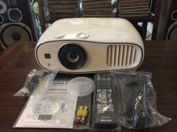 New Epson Home Cinema 3700 Full HD 1080p 3LCD Projector