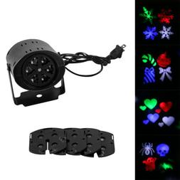 ON SALE Snow Flakes Christmas Projector LED Xmas Gift Laser