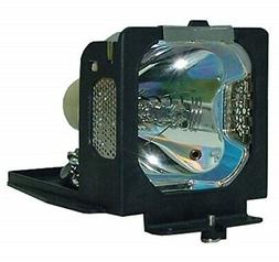 GOLDENRIVER POA-LMP55 Replacement Projector Lamp with Housin