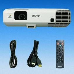 Epson PowerLite 95 3LCD Projector Refurbished HD 1080i HDMI