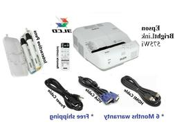 Epson PowerLite 965H XGA 3LCD Projector **Lamp hours= 4019 -