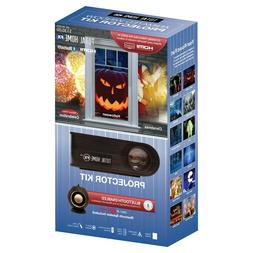 Total Home FX Projector Kit with Bluetooth 13 Holiday Videos