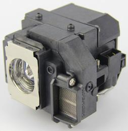 Projector Lamp ELPLP55 W/Housing for EPSON PowerLite Present