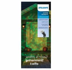 Philips Shimmering Effect Green & Yellow  LED Motion Project