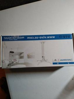 Universal Ceiling Projector Mount Stand - Epson Optoma Benq